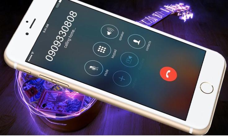 Lỗi iPhone nhận cuộc gọi không hiện tên