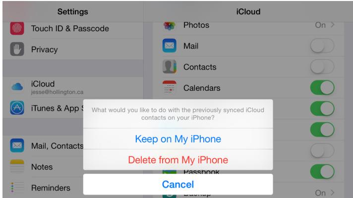 khắc phục iPhone nhận cuộc gọi không hiện tên