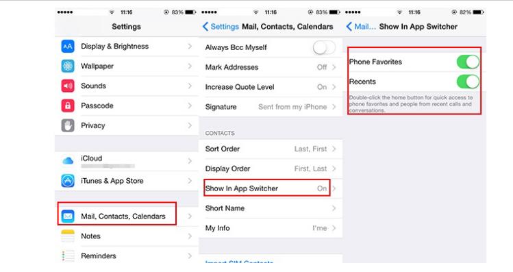 Làm sao khi iPhone không lưu nhật ký cuộc gọi?