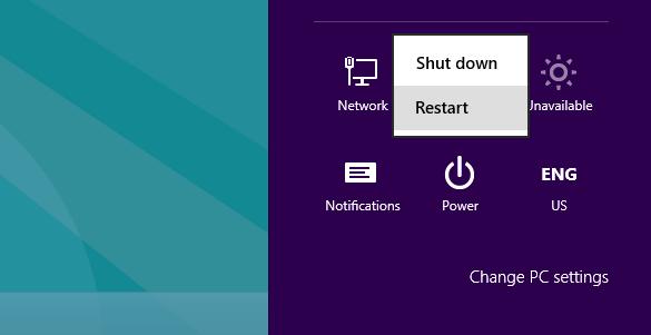 Giải pháp cho lỗi ứng dụng tải về không hiện lên màn hình máy tính