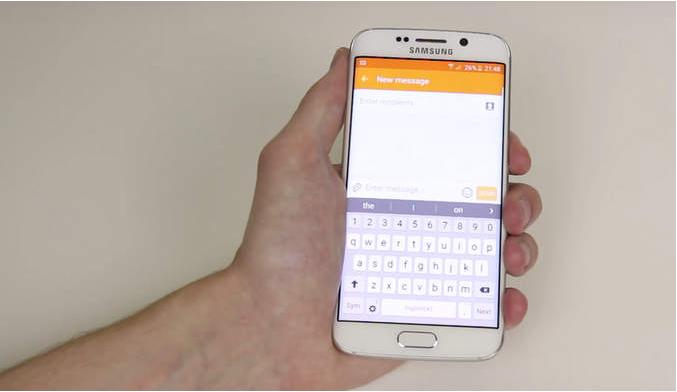 Khắc phục lỗi Samsung không gửi được tin nhắn dài