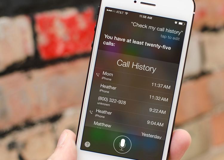 Nhật ký cuộc gọi trên iPhone lưu được bao lâu