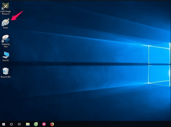 Ứng Dụng tải về không hiện lên màn hình máy tính