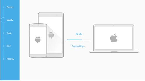 Khôi phục danh bạ Android bị mất với phần mềm Android Data Recovery