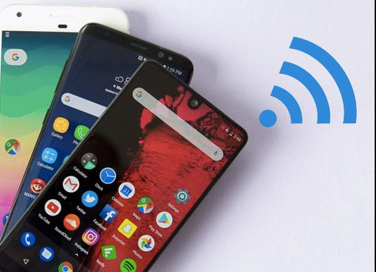 Biểu hiện của lỗi Android mất địa chỉ MAC Wifi
