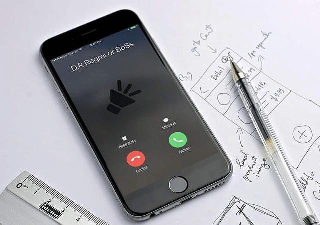 Biểu hiện của lỗi iPhone không nghe được cuộc gọi đến