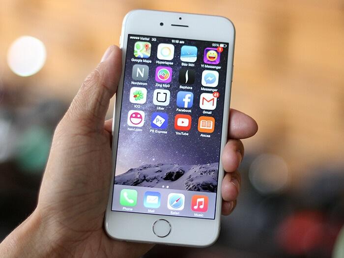 iPhone bị lỗi không có dịch vụ