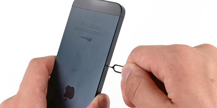 Lắp đặt Sim iPhone thật chuẩn xác