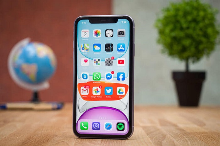 Nhiều nguyên nhân làm cho iPhone bị lỗi không có dịch vụ