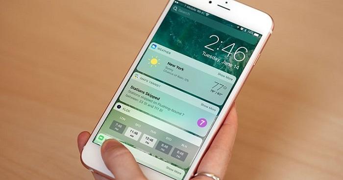 Sử dụng iPhone đúng cách sẽ giúp điện thoại bớt bị nóng hơn