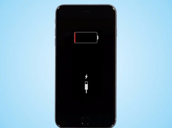 iPhone bị chậm khi pin yếu